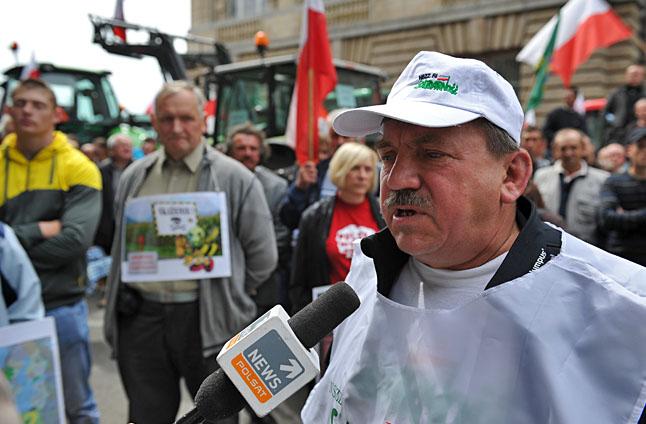 Rolnicy krytykują nowego szefa Agencji. Kosmal: On nie będzie rozumiał potrzeb rolników