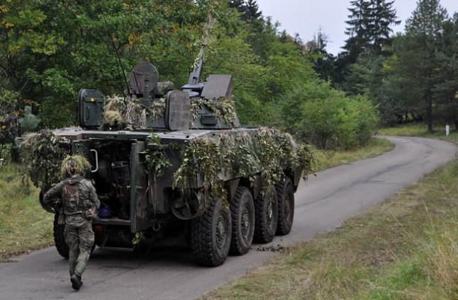 NATO musi bronić Estonii. Kieruje wojska w stronę konfliktu
