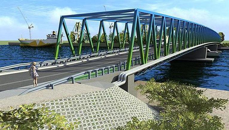 Projekt mostu już jest. Na wykonawcę trzeba jeszcze poczekać