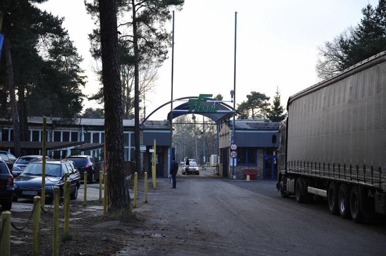 Zakład w Załomiu był niegdyś największym producentem kabli w Polsce. Fot. Łukasz Szełemej [Radio Szczecin]