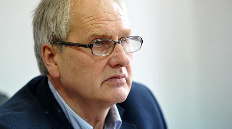 Julian Sierpiński doczekał się opozycji, która deklaruje, że już nie udzieli mu poparcia. Fot. Łukasz Szełemej [Radio Szczecin/Archiwum]