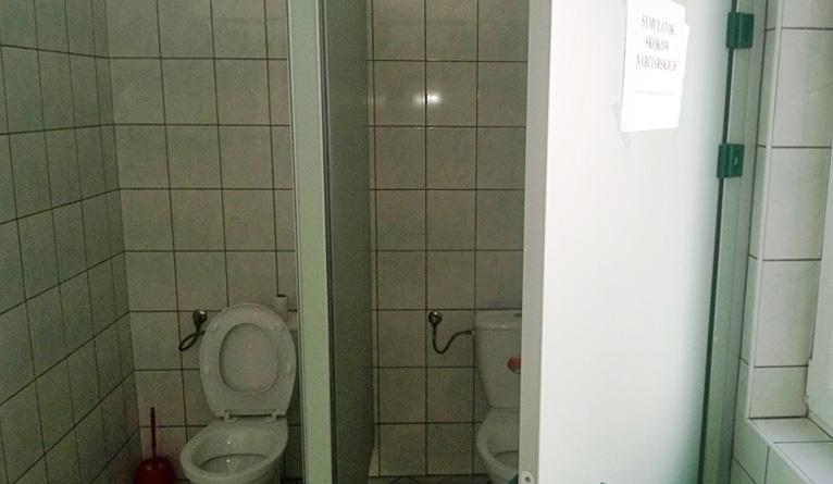 Toaletowy deficyt w szczecińskich komisariatach. Brakuje mydła i papieru