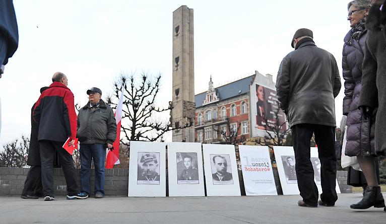 W Szczecinie przypominali o Wyklętych [ZDJĘCIA]