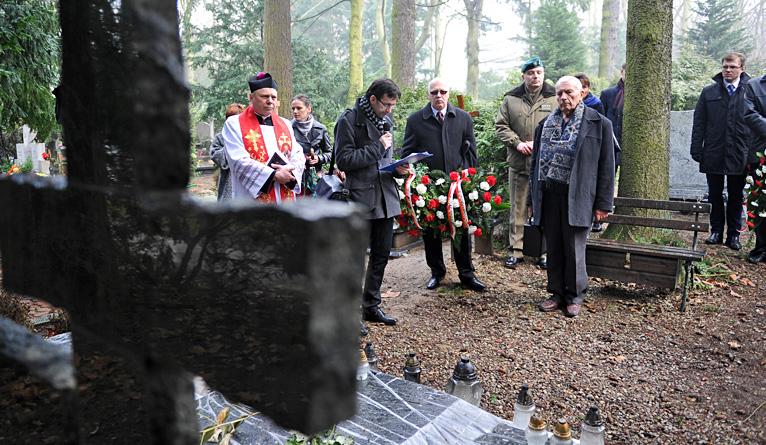 """Szczecin pamięta o """"Wyklętych"""" [ZDJĘCIA]"""