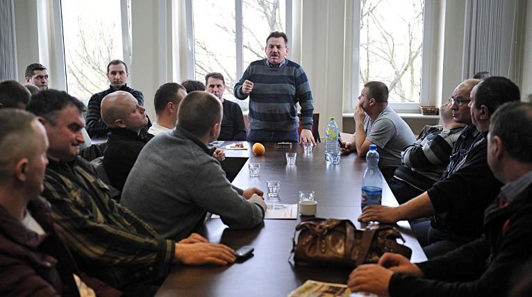 Koniec rolniczego protestu w Szczecinie, ale ciągniki jeszcze wyjadą na ulice