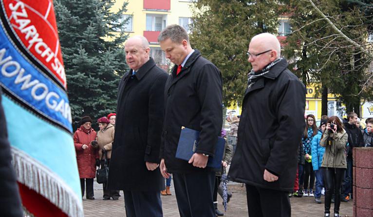 Tym razem nie świętowali wyzwolenia Nowogardu