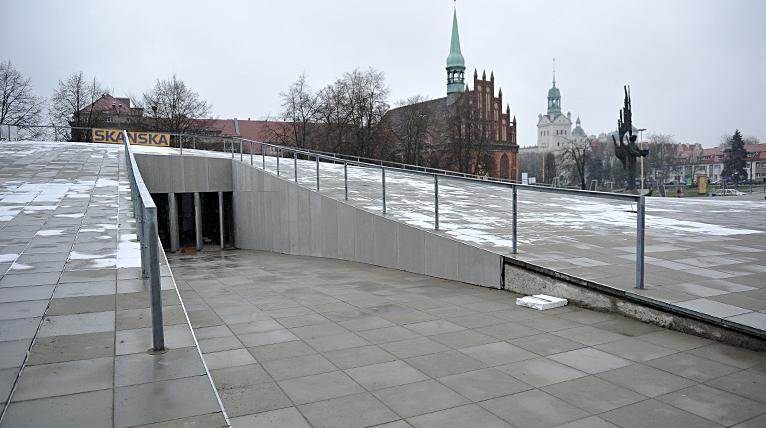 Centrum Dialogu Przełomy - jak pokazywać historię najnowszą Szczecina