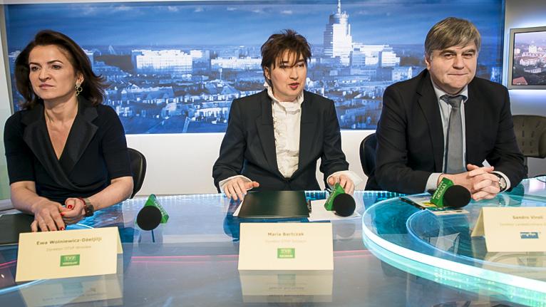 TVP Szczecin i Wrocław podpisały umowę o współpracy z Niemcami [WIDEO]