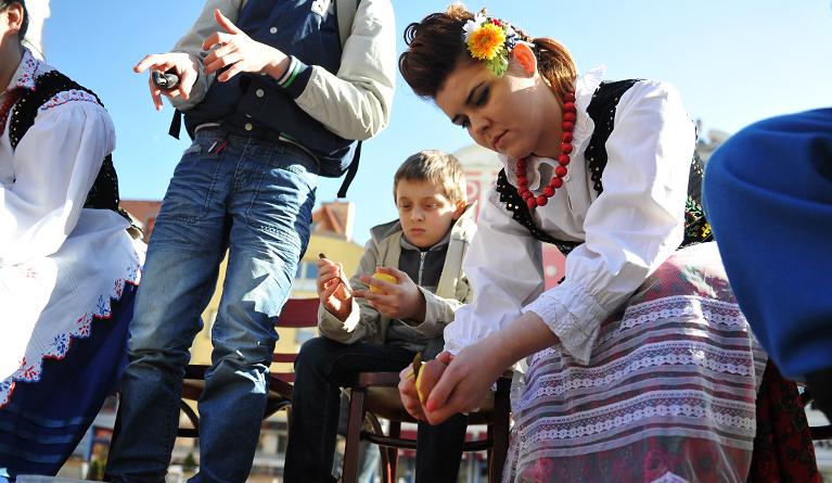 Promowali kulturę wiejską w Szczecinie. Chcą ożywić Podzamcze [ZDJĘCIA, WIDEO]