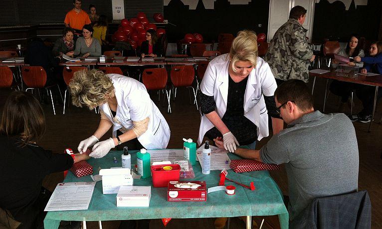 Nowotwór krwi w Polsce diagnozowany co godzinę. Zostań dawcą szpiku