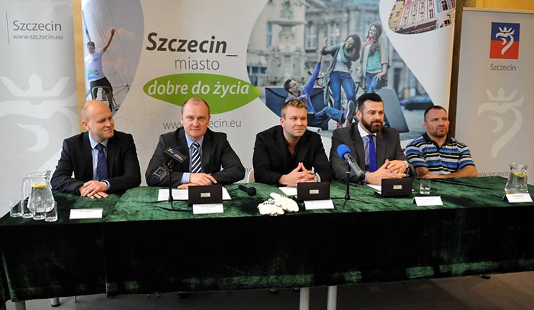 Najlepsi zawodnicy MMA wystąpią w Szczecinie. Wielka gala już jesienią [ZDJĘCIA, WIDEO]