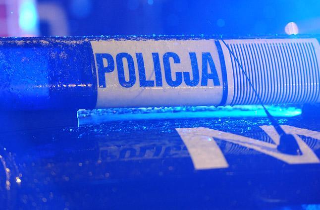 Policja szuka mężczyzn, którzy napadli i pobili studentów z Białorusi