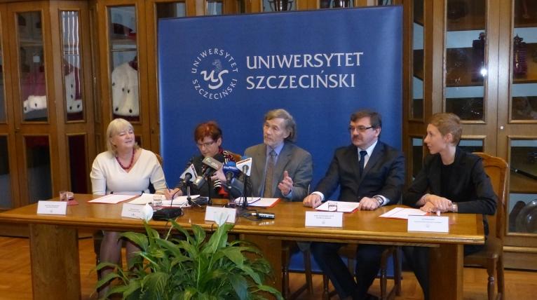Od października na wydziale filologicznym Uniwersytetu Szczecińskiego będzie można studiować skandynawistykę. Fot. Joanna Gralka [Radio Szczecin]