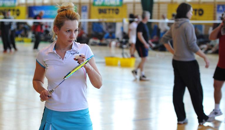 Najważniejsza jest zabawa, dopiero później jest rywalizacja - w Szczecinie trwa Turniej Badmintona Netto Cup 2014