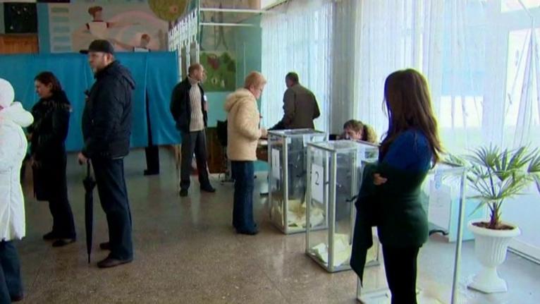 Były poseł ze Szczecina na Krymie: Referendum przebiega prawidłowo
