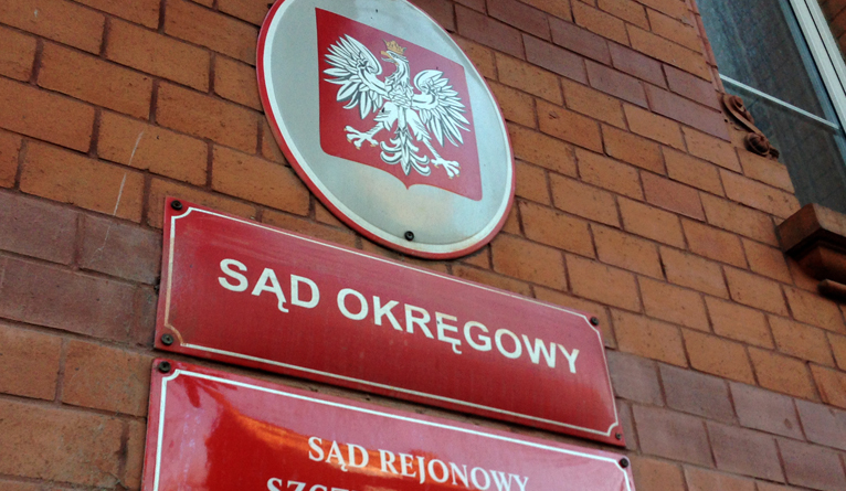 Trwa rozbudowa sądu w Szczecinie