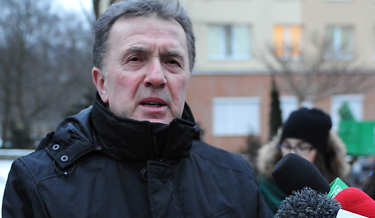 Konsul łamiącym głosem o rozbiorze Ukrainy