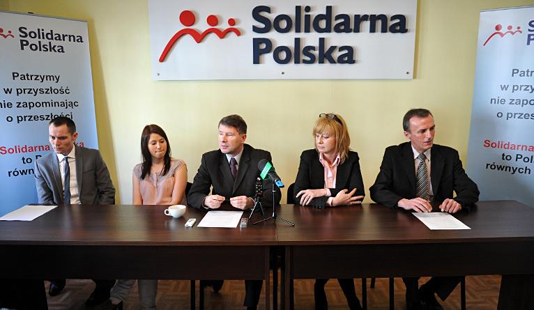 Radny ze Szczecina jedynką do europarlamentu? Lista czeka na podpis prezesa [ZDJĘCIA]