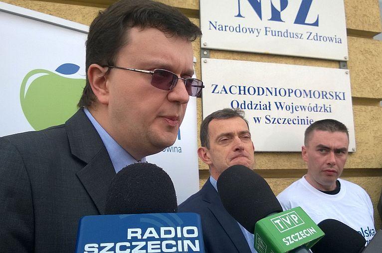 """Polska Razem krytykuje ministra zdrowia: """"To propaganda"""""""