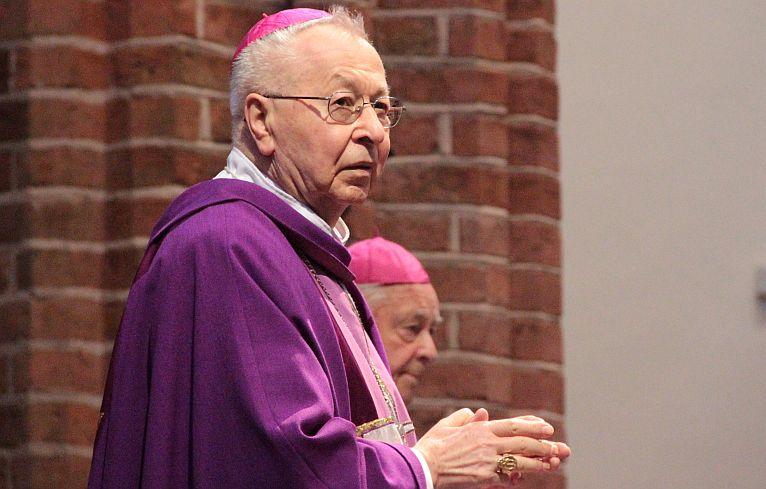40 lat biskupa Jana Gałeckiego. Zawsze dowcipny i pogodny