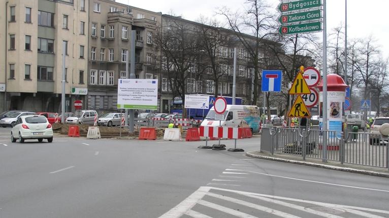 Ulice i skrzyżowania w centrum Szczecina zamknięte. Jak ominąć korki?