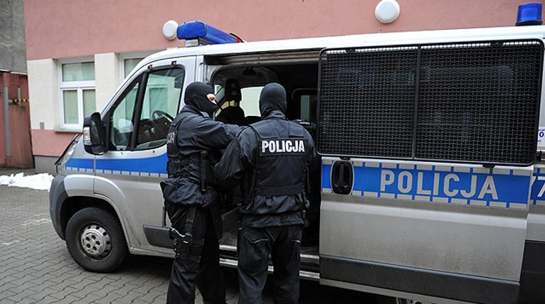 Zamieszany w napady zatrzymany w Gdańsku