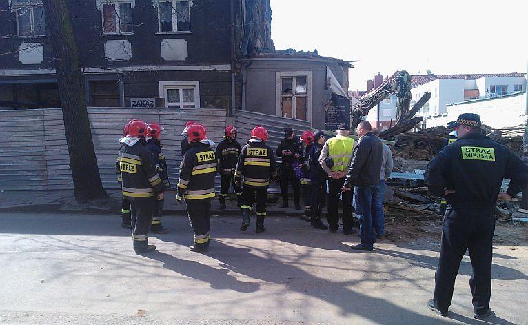 Katastrofa budowlana w Stargardzie Szczecińskim