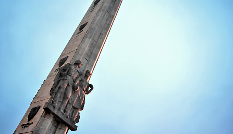 SLD przeciwne likwidacji Pomnika Wdzięczności dla Armii Radzieckiej