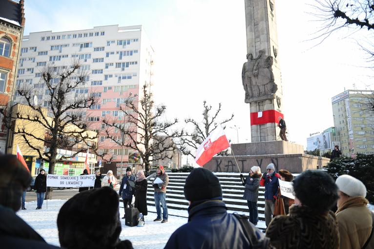 Pomniki poświęcone Armii Radzieckiej będą przeniesione?