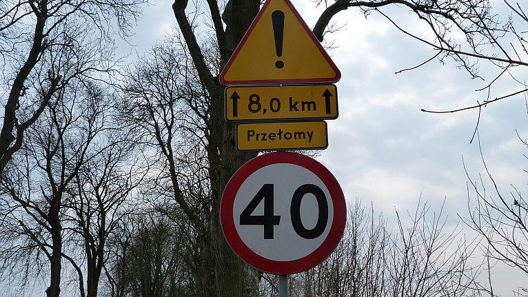 """""""Przełom"""" w sprawie drogi. Mieszkańcy: To jakiś żart"""