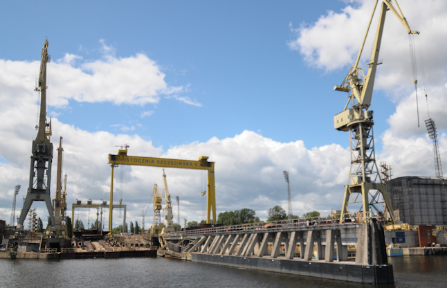 PO wskazuje winnych dewastacji majątku stoczniowego