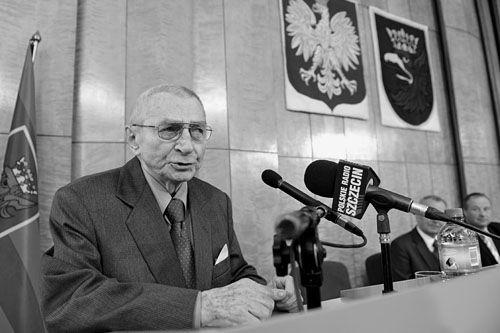 Pożegnanie byłego dyrektora Muzeum Narodowego