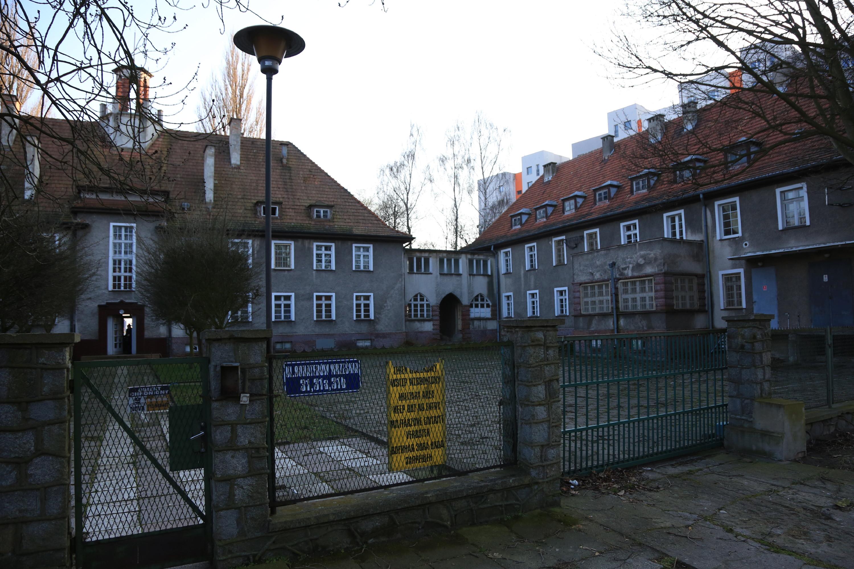 Hotel w byłej siedzibie Wehrmachtu