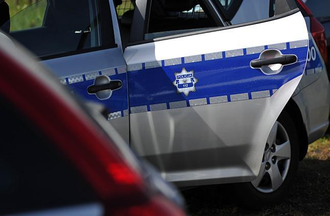 Pościg polskiej i niemieckiej policji