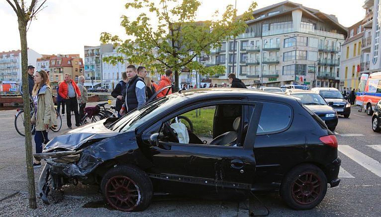 Pijany kierowca potrącił motocyklistę. Już usłyszał zarzuty