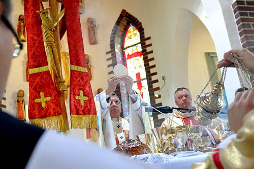 Komunie święte w soboty? Tak jest w niektórych szczecińskich parafiach