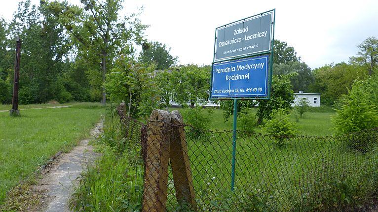 Prywatny Zakład Opiekuńczo-Leczniczy w Starej Rudnicy - nielegalny