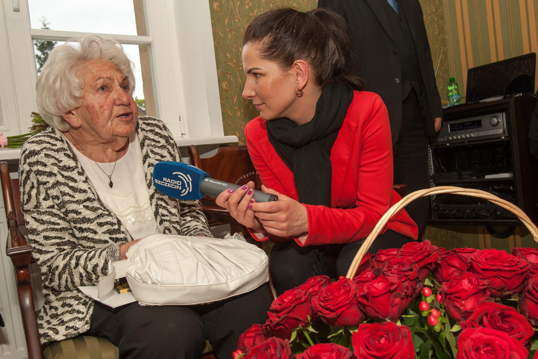 Prof. Halina Pilawska obchodzi dziś 90-te Urodziny. Jubilatka jest wybitnym lekarzem i społecznikiem