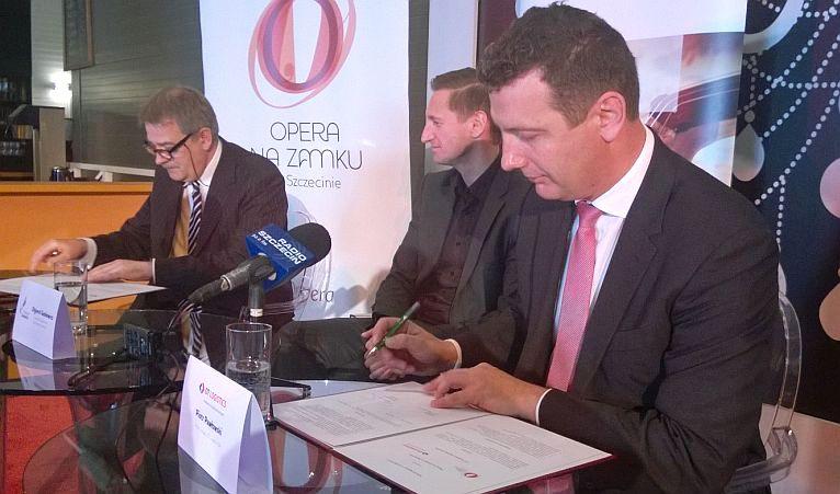 OT Logistics sponsorem szczecińskiej Opery na Zamku