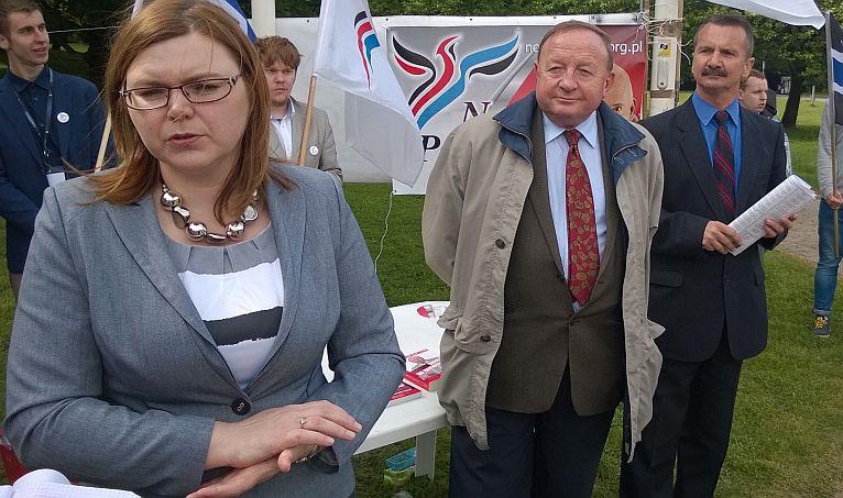 Oleszczuk: Chcemy rozwalić komunistyczną wspólnotę europejską!