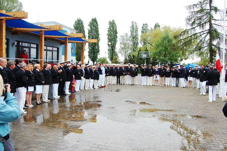 Najstarszy klub żeglarski w Polsce świętuje