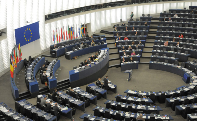 Dyskusja z kandydatami do Parlamentu Europejskiego rozpocznie się po Wiadomościach o 20. Fot. Tomasz Chaciński [Radio Szczecin/Archiwum]
