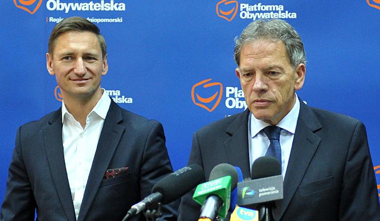 Geblewicz komentuje zachowanie Grodzkiego: Wyniki trzeba traktować z pokorą