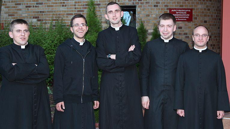 Kościół na Pomorzu Zachodnim ma nowych księży