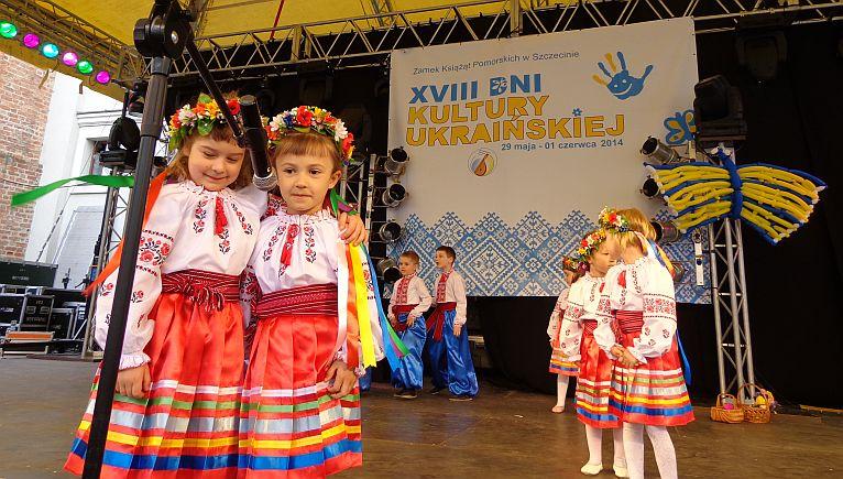 """""""Wszyscy jesteśmy Słowianami"""". Dzień Dziecka z kulturą ukraińską [ZDJĘCIA]"""