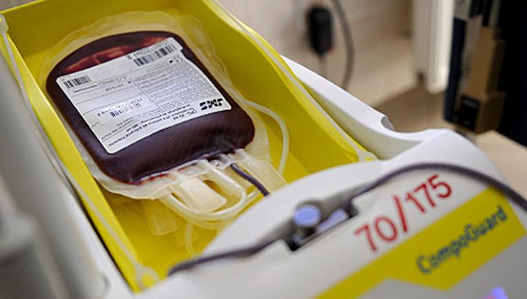 Potrzebna krew dla ośmiolatka
