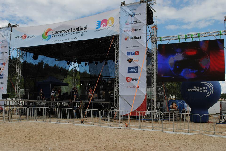 Saragossa Band z Niemiec wystąpi w Niechorzu. Startuje Summer Festival [ZDJĘCIA]