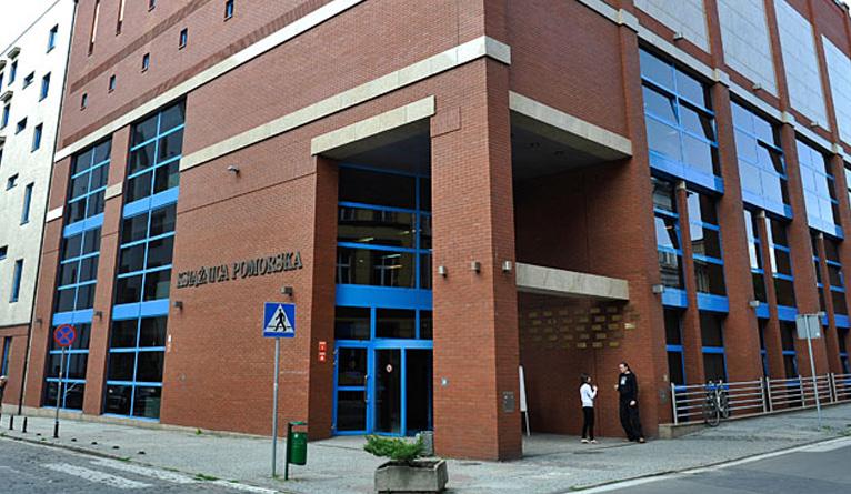 Księgozbiór amerykańskiej bazy wojskowej jedzie do Szczecina