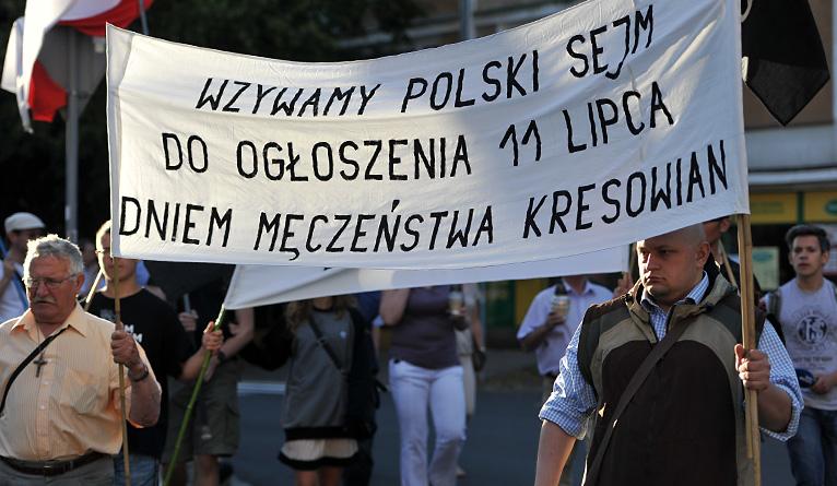 Przeszli ulicami Szczecina, aby pokazać, że pamiętają o poległych