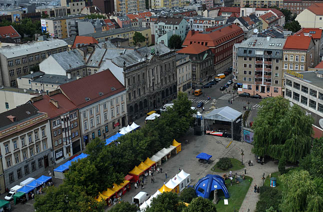 Okolice katedry zamykane dla ruchu. Czas na jarmarkowe święto